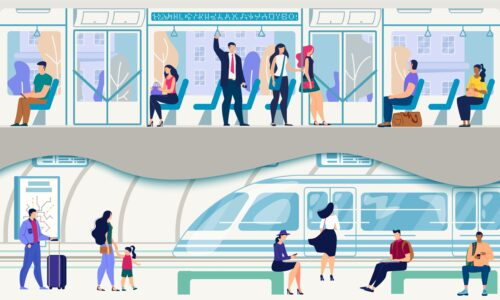 Under the hood of a 21st century transit system