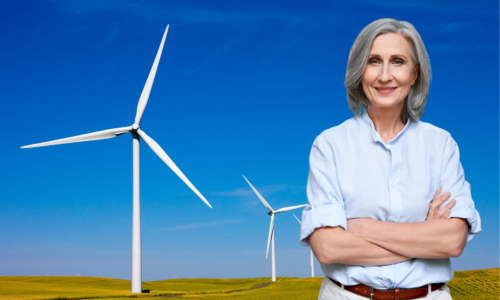Meet Wendy Abbott: an experienced politician with a green energy vision for Mapleville