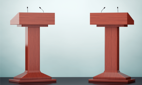Candidates face-off in heated debate